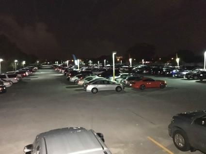 Self Park Fll Fort Lauderdale International Airport